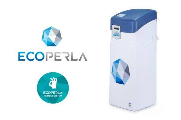 kompaktowy zmiękczacz wody Ecoperla Slimline CS 30